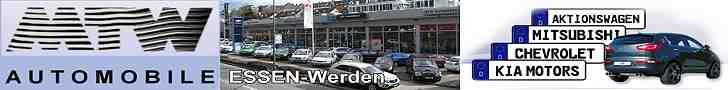 MTW Automobile ESSEN Werden Kia Mitsubishi Chevrolet